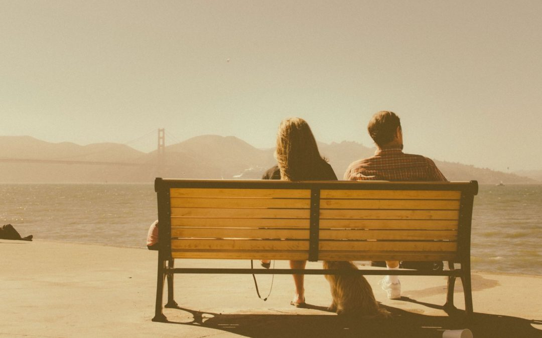 couple taking in the scenery - relationship killers - Atlanta couples therapist